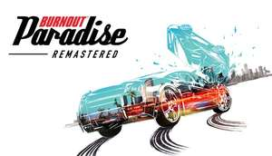 Burnout Paradise Remastered £4.49 (Origin) @ Humble Bundle