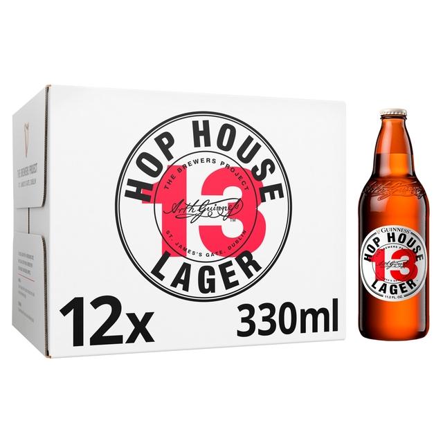 36 bottles of Hop House 13 Lager for £21 @ Asda