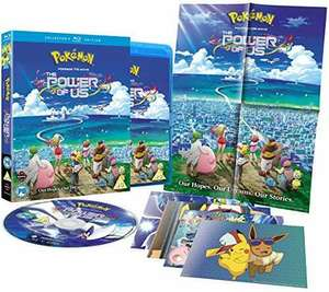 Pokémon the Movie: The Power of Us Collector's Edition (Blu-ray) £5.99 delivered @ Base