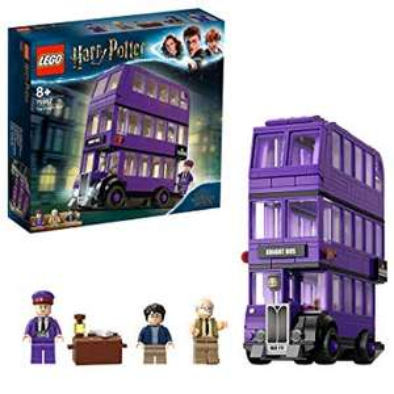 Lego Harry Potter Knight Bus 75957 £26 instore @ Asda