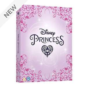 Disney Princess 12 Blu-ray Complete Collection Box Set £56 (using code) @ Disney Store