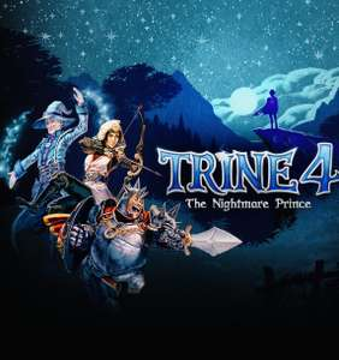Trine 4 (Xbox one/PS4) £19.85 (Switch version £24.85) @ Base.com