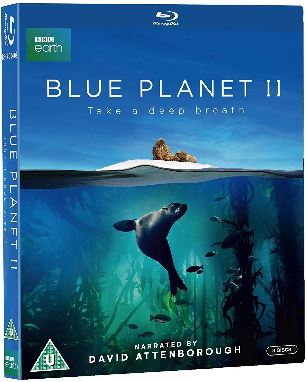 Blue Planet II Blu-Ray @ Amazon - £7.98 Prime / £10.97 Non-Prime