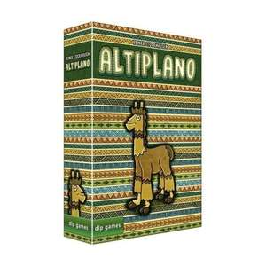 Altiplano Board Game £36.53 (with code) @ Chaos Cards