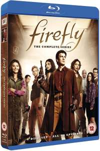 Firefly Blu-ray £11.99 + £2.99 delivery Non Prime @ Amazon