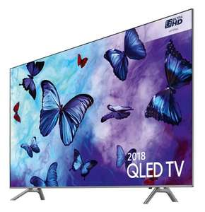 Refurb SAMSUNG QE49Q6FN 49 inch 4K Ultra HD HDR 1000 Smart QLED TV with 1 Year Warranty - £449.10 Delivered with code @ Richer Sounds