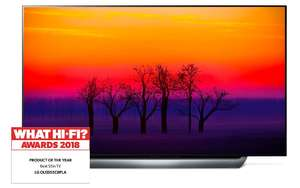 55 inch LG OLED55C8PLA OLED 4K Ultra HD HDR Smart TV Freeview Play (Refurbished) - £899 with code @ Richer Sounds