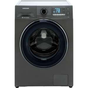 Samsung ecobubble WW90J5456FC 9Kg 1400 rpm Washing Machine - Graphite / White A+++ Rated + 5 Year Warranty £359.10 delivered with code @ AO