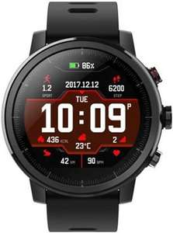 Grade A Used Xiaomi Huami Amazfit Stratos Smartwatch - Black £100   Grade B Amazfit Pace £55 @ Cex