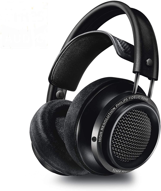 Philips Fidelio X2HR High Resolution Headphones with Sound Isolation and Velvet Cushions £109.99 Amazon