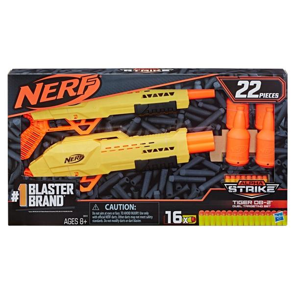 NERF Alpha Strike Tiger Target Set £14.99 Smyths Toys