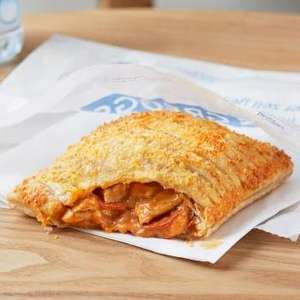 Free Spicy Chicken & Pepperoni Bake or Cheese & Onion - Greggs App