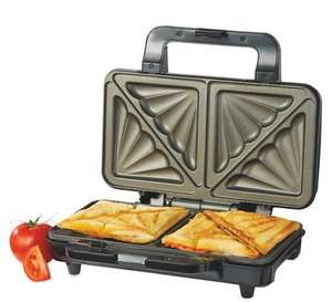 3 In 1 Sandwich Toaster + 3 Year Warranty - £15.99 (+£2.95 Delivery or instore from 13th) @ Aldi