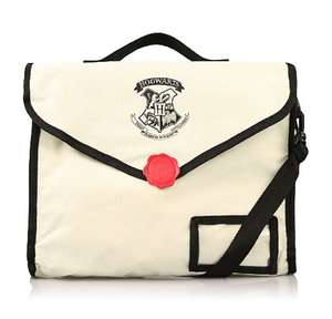 Harry Potter Owl Post Messenger Bag £3 (Free Click & Collect) Available in cream or white instore @ ASDA George