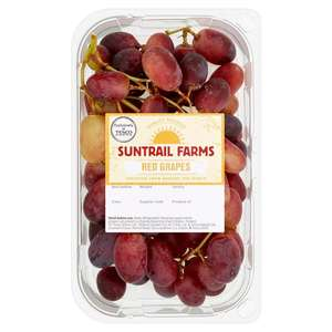 Red / Green Grapes 400G £0.85 @ Tesco