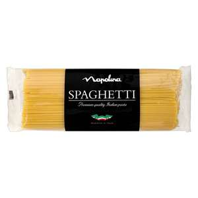 Napolina Spaghetti 1KG (Big Pack) £0.75 @ Morrisons