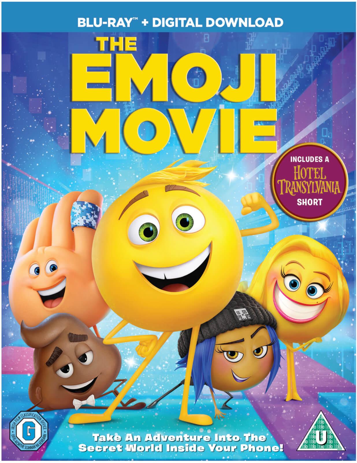 THE EMOJI MOVIE. Blu-Ray + Digital Download £3.99 @ Amazon UK