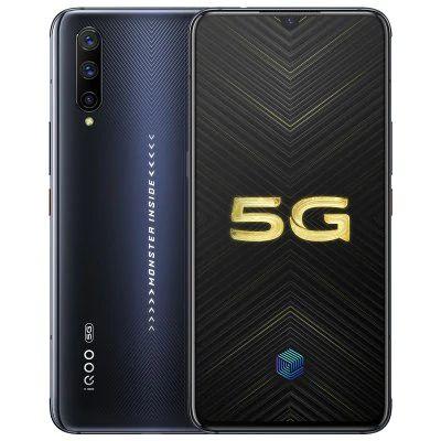 Vivo IQOO Pro 5G Smartphone 8GB RAM 128GB ROM - Dark Slate Blue £476.76 @ Gearbest