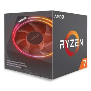 AMD Ryzen 7 2700X Processor with Wraith Prism RGB LED Cooler £173.97 at Laptops Direct