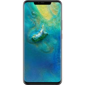 NEW Huawei Mate 20 Pro Black - Free Power bank Also £449 @ Laptops direct