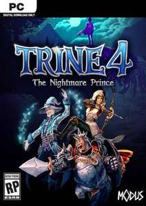 Trine 4: The Nightmare Prince (Steam PC) £14.99 @ CDKeys