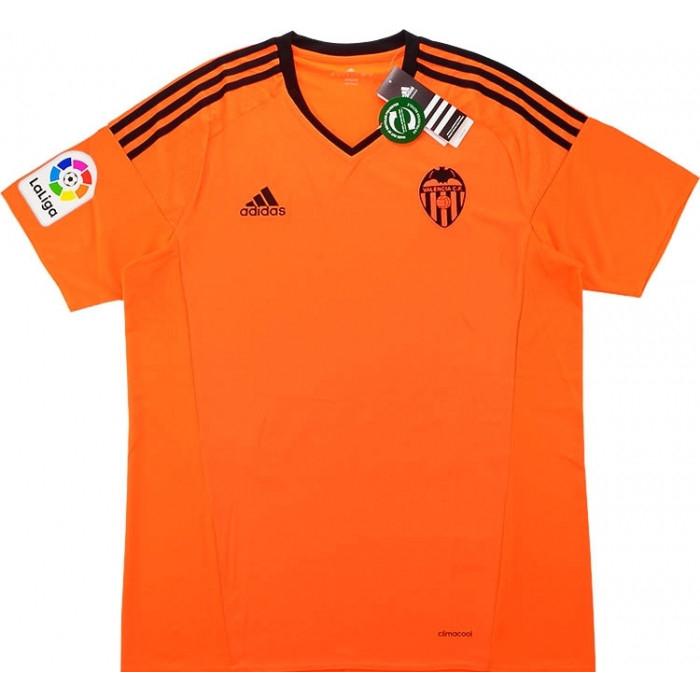 2016-17 Valencia Third Shirt £13.74 delivered @ Classic football shirts