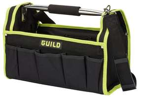 Guild Heavy Duty Tote Tool Box - £10 + Free Click & Collect @ Argos
