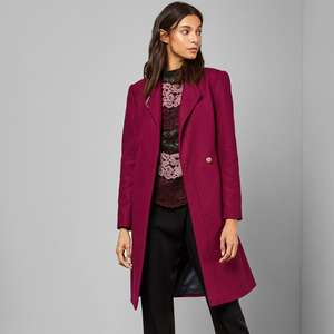 Ted Baker Wool & Cashmere Wrap Coats - 6 colours (was £339) Now £257.64 using code + Free Delivery in the Flash Sale @ Ted Baker
