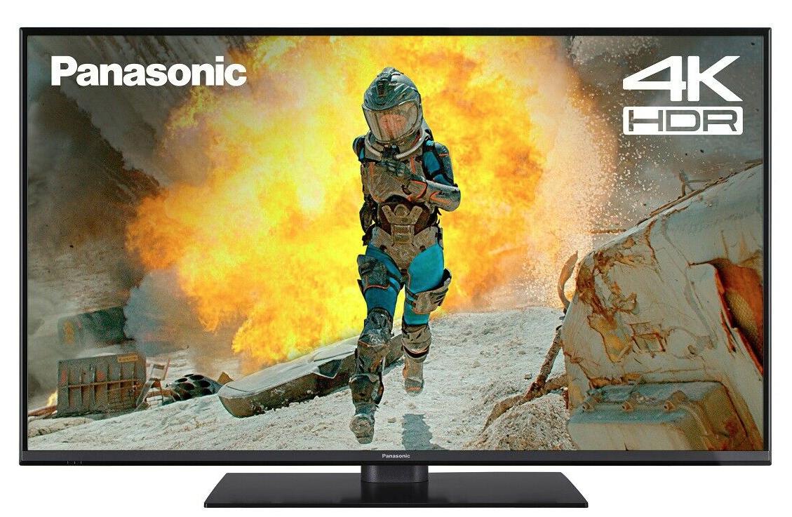 Panasonic TX-49FX550B 49 Inch SMART 4K Ultra HD HDR LED TV Freeview Play WiFi - refurbished £214.99 @ Panasonic Ebay