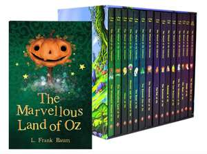 The Wizard of Oz 15 Books Boxed Set £14.48 Delivered @ Books 2 Door