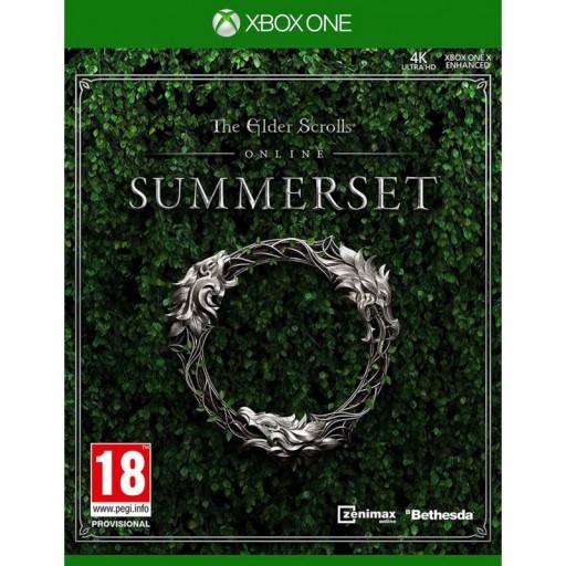 Elder Scrolls Online: Summerset (Xbox One) £5.95 Delivered @ TGC (The Game Collection)