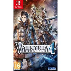 Valkyria Chronicles 4 - Nintendo Switch - The Game Collection - £19.95
