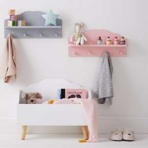 Kids Open Toy Chest  - 580 x 280 x 450mm £15 With Free Click & Collect @ Homebase