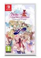 Nelke and the Legendary Alchemists Ateliers of the New World (Nintendo Switch / PS4 ) £19.85 Delivered @ Simply Games