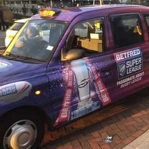 Super League Grand Final 12 Oct 2019 Betfred Sponsor To Lay On Free Taxis To Old Trafford with Your Match Ticket!