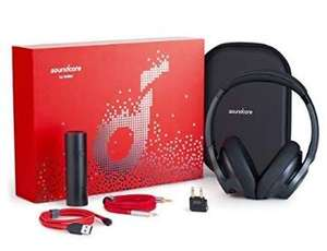 Soundcore Life 2 Gift Set, Over-Ear Headphones with Active Noise Cancellation £49.99 Sold by AnkerDirect and Fulfilled by Amazon