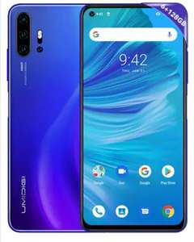 UMIDIGI F2 Smartphone 5150mAh NFC Helio P70  6GB 128GB £206.35 @ UMIDIGI Global Online Store/Aliexpress