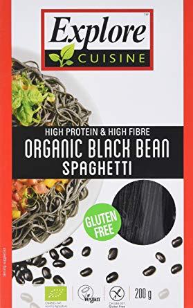 Explore Cuisine Organic Black Bean Spaghetti 200g 75p instore @ Sainsbury's