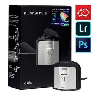 X-Rite Calibrators i1 Display Pro inc. Adobe Creative Cloud Photograpy Adobe Creative Cloud Photograpy £178 Fotospeed