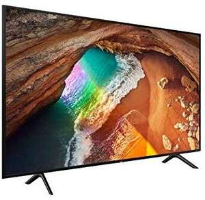 "Samsung QE55Q60RATXZT Q60R Series (2019) QLED Smart TV 55 "", Ultra HD 4K, Wi-Fi, Black £604.34 @ Amazon Italy"