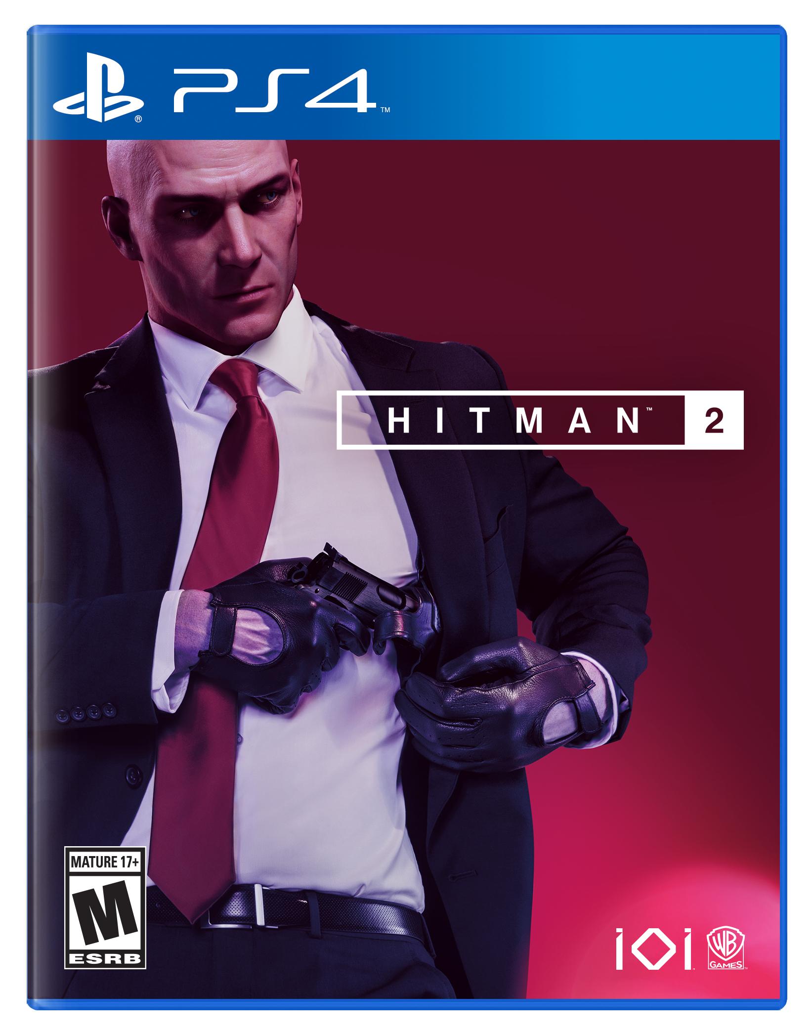 Hitman 2 PS4 £20 instore at Asda