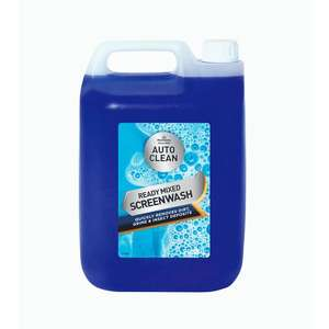 2 x 5 litres of Morrison's Own Screen Wash for £3 - Instore (Consett) - Probably a National deal but not sure