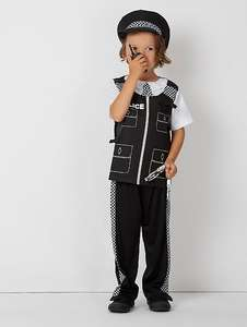 Police Kids Dress-Up Outfit - £6 @ Asda (Free C&C)