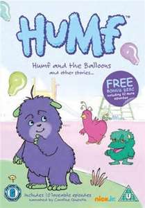 Preowned Humf DVDs - 50p each @ CeX / £2.00 Delivered
