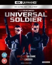 Universal Soldier / Anna / Angel Has Fallen 4K Ultra HD Blu-Rays (Pre-Order) £12.05 @ Hive