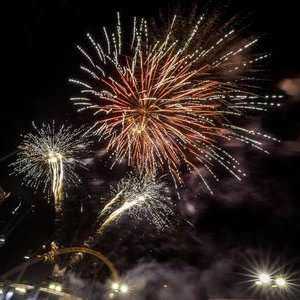 A Free Fireworks Spectacular For Everyone  @ Wembley Park - book your tickets