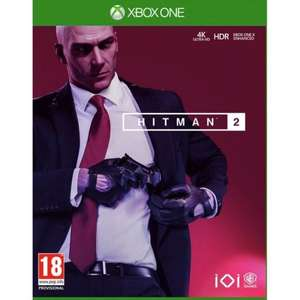 [Xbox One] Hitman 2 - £15.95 delivered @ The Game Collection