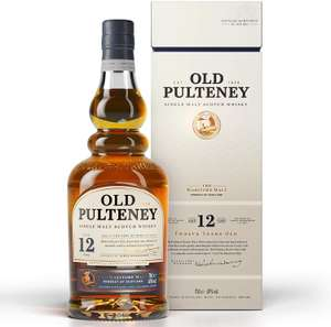 Old Pulteney 12 Year Old Malt Whisky, 70 cl  £25 @ Amazon