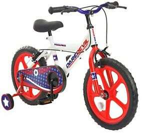 Pedal Pals Daredevil 16 Inch Rigid Suspension Children's Bike £44.99 delivered @ Argos ebay