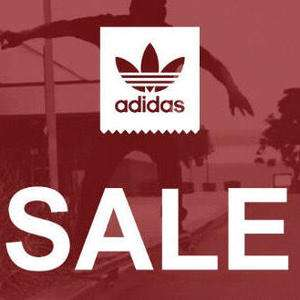 Massive up to 50% off sale at Adidas plus extra 25% off with code